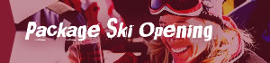 Package Ski Opening Hochgurgl at the Sporthotel Ideal